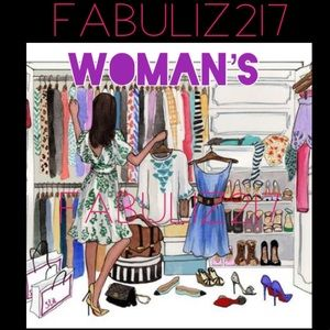 Woman's clothing, shoes